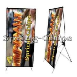 X BANNER STAND [2]