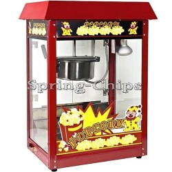 Popcorn Machine RC 230V 8.OZ