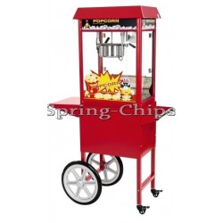 Popcorn Machine RC 230V 8.OZ + cart
