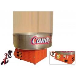 Prof. Mobile Cotton Candy Floss: Accu12V+Gas / 230V