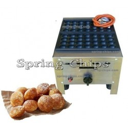Mini Dutch Pancakes Poffertjes Grill-1 56 dops