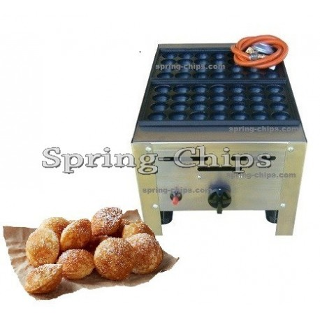 Mini Pfannkuchen (Poffertjes) Grill-1 56 St.