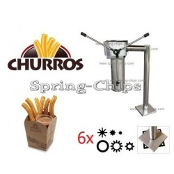 Churro Maschine V3