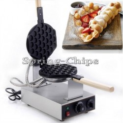 Commercial BALLS WAFFLE MACHINE