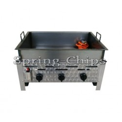 Gas Fryer 3-burner