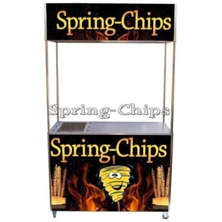 Spiralpotatoes Stand-Cart