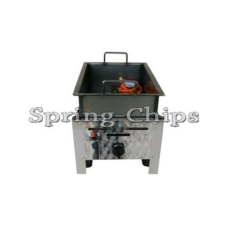 Gas Fryer 1-burner