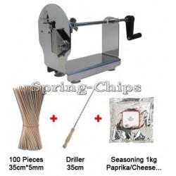 Satz Spring-Chips Standard+