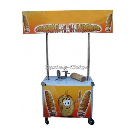 Mobile starter stand