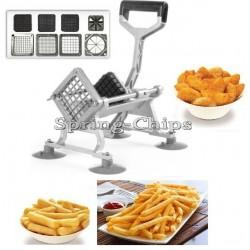 Prof. Pommes frittes machine