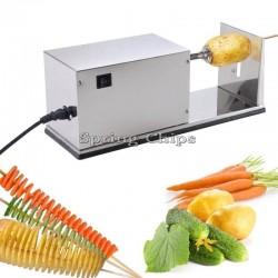 Elektrischer Kartoffel Spiral Schneider Standard