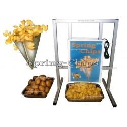 Prof. Kartoffelschneider Spiral Chips