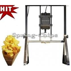 Kartoffelschneider Spiral Chips